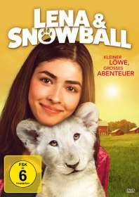 Brian Herzlinger: Lena & Snowball, DVD