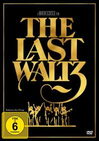 The Band: The Last Waltz (OmU), DVD
