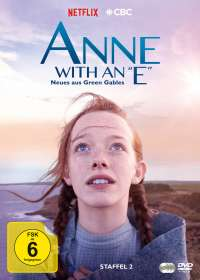 Anne with an E Staffel 2, DVD