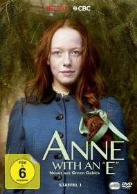 Anne with an E Staffel 3 (finale Staffel), DVD