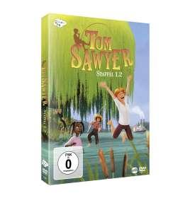 Tom Sawyer Staffel 1 Vol. 2, DVD