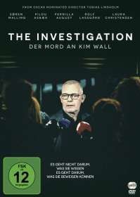 Tobias Lindholm: The Investigation - Der Mord an Kim Wall, DVD