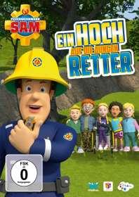 Feuerwehrmann Sam Staffel 11 Vol. 3: Ein Hoch auf die Jungen Retter, DVD