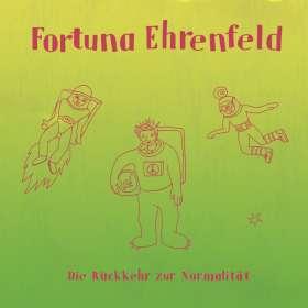 Fortuna Ehrenfeld: Die Rückkehr zur Normalität, CD
