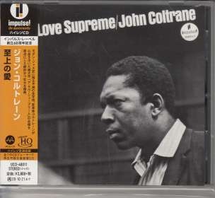 John Coltrane (1926-1967): A Love Supreme (UHQCD/MQA-CD), CD