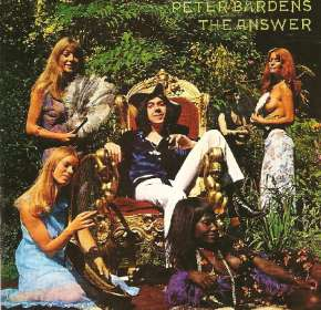 Peter Bardens (ex-Camel): The Answer (Expanded Edition), CD