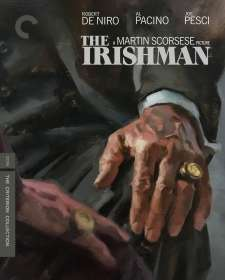 Martin Scorsese: The Irishman (2019) (UK Import), DVD