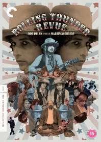 Martin Scorsese: Rolling Thunder Revue -  A Bob Dylan Story By Martin Scorsese (2019) (UK Import), DVD