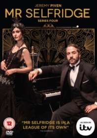 Mr. Selfridge Season 4 (UK-Import), DVD