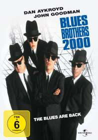 John Landis: Blues Brothers 2000, DVD