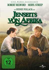 Sydney Pollack: Jenseits von Afrika, DVD