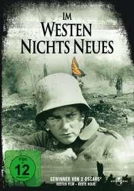 Lewis Milestone: Im Westen nichts Neues (1930), DVD