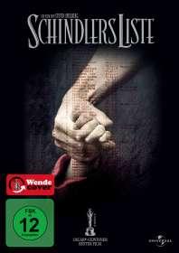 Steven Spielberg: Schindlers Liste, DVD