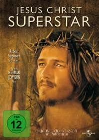 Norman Jewison: Jesus Christ Superstar (1973), DVD