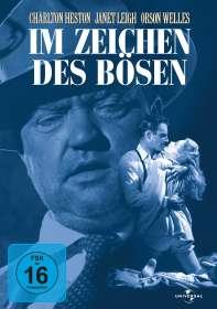 Orson Welles: Im Zeichen des Bösen, DVD