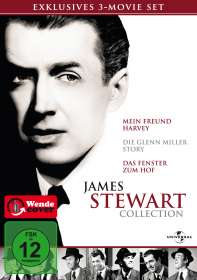Henry Koster: James Stewart Collection, DVD
