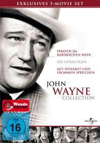 C.B.DeMille: John Wayne Collection, DVD