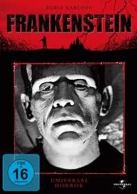 James Whale: Frankenstein (1931), DVD