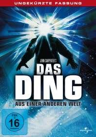 John Carpenter: Das Ding aus einer anderen Welt (1982), DVD
