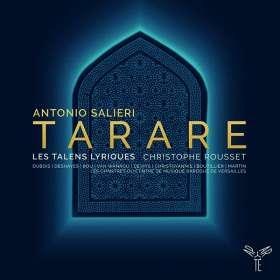 Antonio Salieri (1750-1825): Tarare, CD