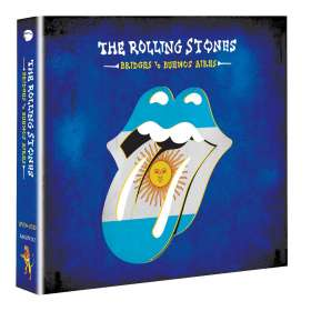 The Rolling Stones: Bridges To Buenos Aires, CD