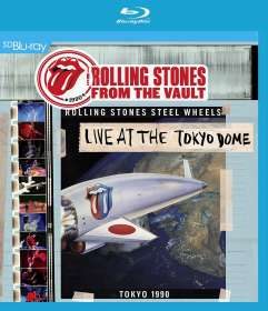 The Rolling Stones: From The Vault: Live At The Tokyo Dome 1990, BR