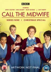 Call The Midwife Season 9 (UK Import), DVD