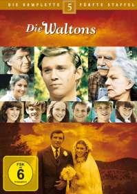 Die Waltons Staffel 5, DVD