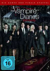 The Vampire Diaries Staffel 8 (finale Staffel), DVD