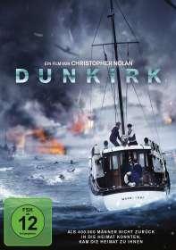 Christopher Nolan: Dunkirk (2017), DVD
