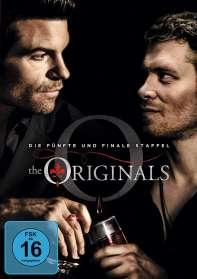 The Originals Staffel 5 (finale Staffel), DVD