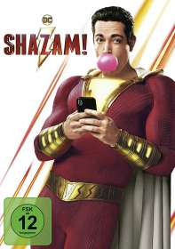 David F. Sandberg: Shazam!, DVD