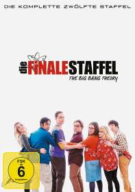 The Big Bang Theory Staffel 12 (finale Staffel), DVD