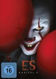 Andres Andy Muschietti: ES - Kapitel 2, DVD