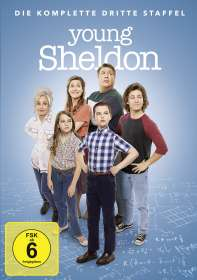 Young Sheldon Staffel 3, DVD