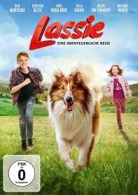 Hanno Olderdissen: Lassie - Eine abenteuerliche Reise, DVD