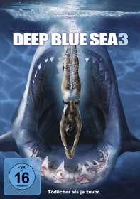 John Progue: Deep Blue Sea 3, DVD