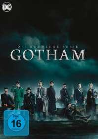 Gotham (Komplette Serie), DVD