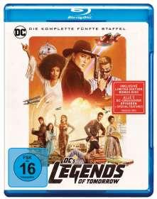 DC's Legends of Tomorrow Staffel 5 (Blu-ray), BR