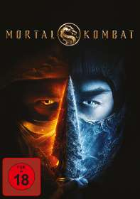 Simon McQuoid: Mortal Kombat (2021), DVD