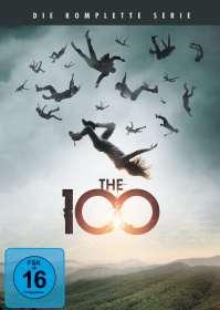 The 100 (Komplette Serie), DVD