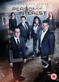 Person Of Interest Season 1-5 (The Complete Series) (UK Import), DVD