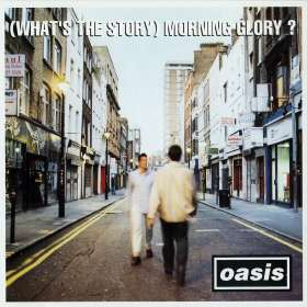 Oasis: (What's The Story) Morning Glory? (remastered) (Limited 25th Anniversary Edition) (Silver Vinyl), LP