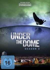 Under The Dome Season 3 (finale Staffel), DVD