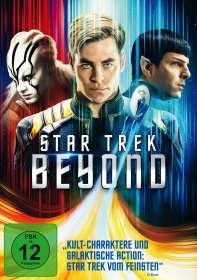 Justin Lin: Star Trek Beyond, DVD