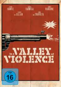 Ti West: In a Valley of Violence, DVD