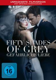 James Foley: Fifty Shades of Grey 2 - Gefährliche Liebe, DVD