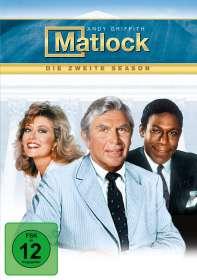 Matlock Season 2, DVD
