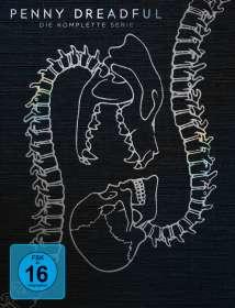 James Hawes: Penny Dreadful (Komplette Serie), DVD