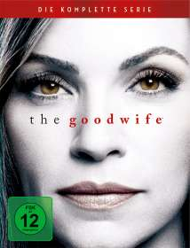 The Good Wife (Komplette Serie), DVD